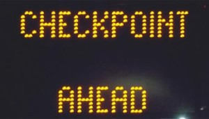 WATCH OUT!!! FHP announces checkpoints to begin
